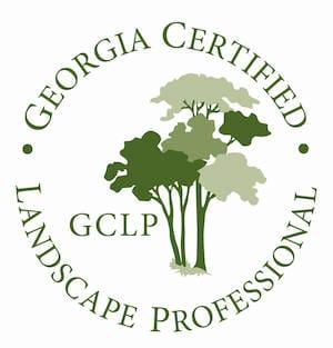 Georgia Certified Landscape Professional Logo