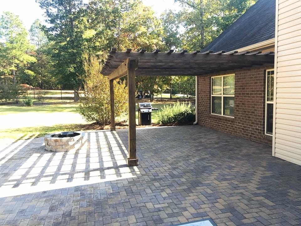 Providence Landscaping Patio
